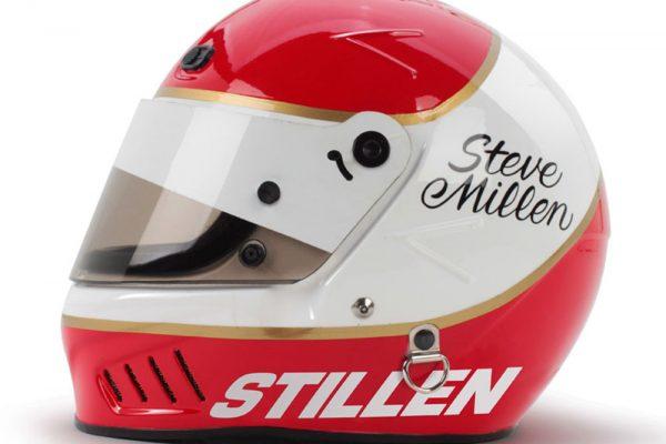 Steve Millen Race Helmet