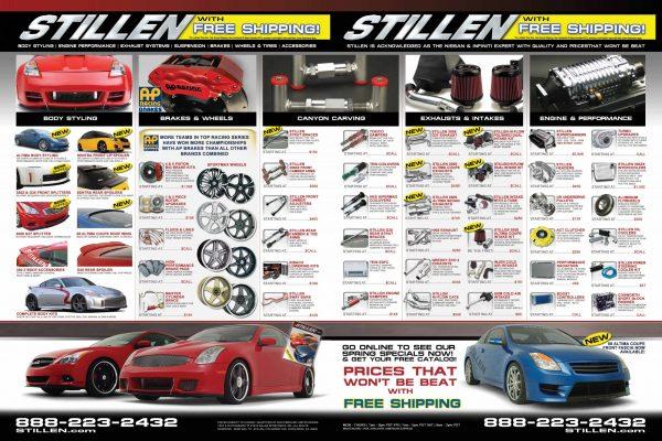 STILLEN Magazine Ad