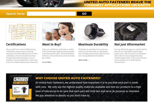 UAF Website