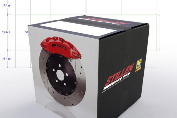 Brake Pros Carton Design